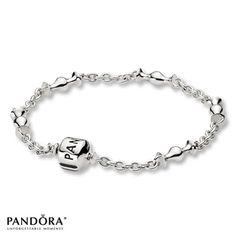 clips pour bracelet pandora