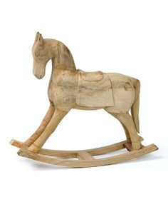 Take a look at this Rocking Pony by GO Home on #zulily today!