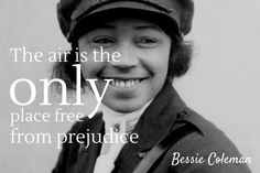 So much more than a princess: Inspire girls with gifts based on great women role models like Bessie Coleman, the first black woman to receive her pilot's license. Bessie Coleman, Pilot License, Female Pilot, Great Women, Biography, Role Models, Black Women, Inspire, Education