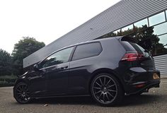 "Mk7 GTI - VWR lowering springs and 19"" alloys"