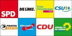 Bundestagswahl 2017! Mache jetzt bei unseren Sozialen-Netzwerk-Umfrage mit und entscheide mit .....
