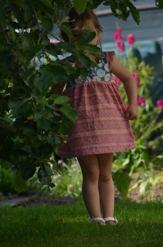 GagaYa: Bohemian Babydoll Dress