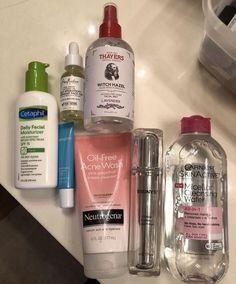 taking care of skin Oily Skin Care, Face Skin Care, Skin Care Tips, Skin Care Regimen, Beauty Care, Beauty Skin, Clear Skin Tips, Tips Belleza, Skin Makeup