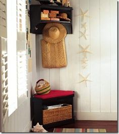 Mudroom Corner Bench Plans Picture 2