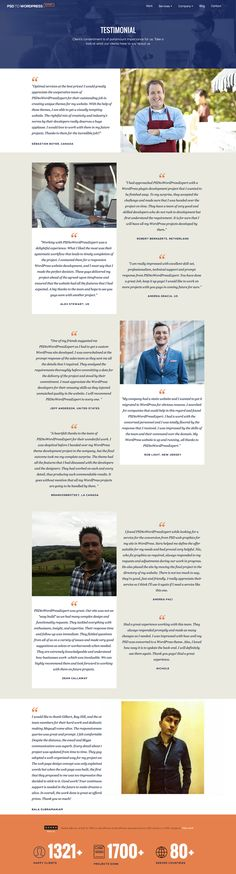 15 Testimonial Page Examples You'll Want to Copy in 2018 #webdesign #website #design #testimonials #reviews #inspirations