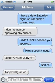 NEW Daily Texts from Mittens: The County Judge Edition More Mittens on Catster.com.