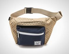 10 Reasons You Might Start Wearing a Fanny Pack Again via Brit + Co.