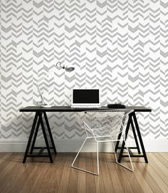 IY055 wallpaper Non Woven WALLPAPER canvas structure by imielsky