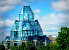 National Gallery of Canada by scilit, via Flickr--designed by Moshe Safdie