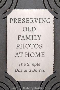 Genealogy Organization, Scrapbook Organization, Organizing, Old Family Photos, Old Photos, Family History, Women's History, History Books, Ancient History