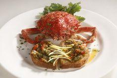 Trieste Style Spider Crab
