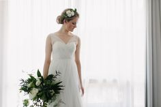 Toronto Wedding photography by Celine Kim Photography at Thompson Hotel Toronto! Gorgeous floral by Coriander girl!