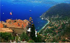Um pequeno resumo da Côte d'Azur