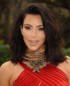 Kim Kardashian – Roc Nation Pre-GRAMMY Brunch -18