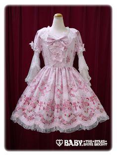 Baby, the stars shine bright Juno's Bouquet〜maiden oath〜one piece dress