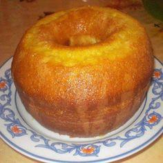 Bolo de Laranja de Liquidificador❤ . Ingredientes Massa: 3 ovos Suco de 2 laranjas 1 xícara (chá) de óleo 2 xícaras (chá) de açúcar 3 xícaras (chá) de f... - Andrea Marques - Google+