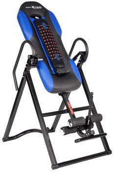 Body Xtreme Fitness ~ Inversion Table, Advanced Heat and Massage Therapeutic Inversion Table, Comfort Foam Backrest, Back Fitness Therapy Relief + BONUS Cooling Towel. ✔ HEAVY DUTY Inversion Table for maximum results! MASSAGE and HEAT functions help provide the following inversion therapy: reduces back problems, promotes blood circulation, increases flexibility and relieves lower back aches. ✔ Modern RACING CAR seat design, comfortable and effective! Maximum COMFORT FOAM padding for your...