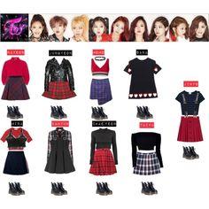 9TWICE Nayeon & Jungyeon & Momo & Sana & Jihyo & Mina & Dahyun & Chaeyeon & Tzuyu