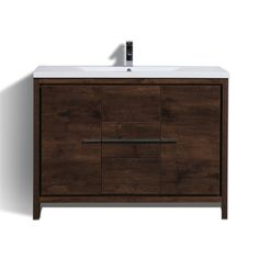Moreno Bath MOD Free Standing Modern BathroomVanity With 2 Doors and 3 Drawers and Single Acryl White Vanity Bathroom, Modern Bathroom, Small Bathroom, Bathroom Vanities, Master Bathroom, Bathroom Ideas, Bathrooms, Vanity Cabinet, Vanity Sink