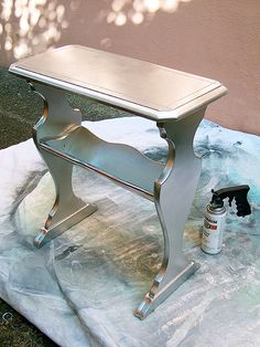 best 25 chrome spray paint ideas on pinterest spray paint for metal art with shells and. Black Bedroom Furniture Sets. Home Design Ideas