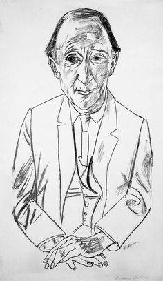 Max Beckmann, portrait of Frederick Delius, lithograph http://www.pressherald.com/life/audience/beckmann-exhibit-by-a-giant-of-modernism-must-not-be-missed_2010-03-18.html