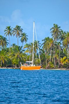 Sailing the San Blas Islands, Panama. Looks like an absolutely beautiful place to go! Dream Vacations, Vacation Spots, Places To Travel, Places To See, Travel Destinations, Cruise Europe, Sailing Trips, Best Cruise, Beaches In The World