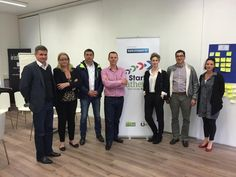Delegation from Tatarstan visit our office to hear how the Startup Gathering is helping make Ireland a global startup hub