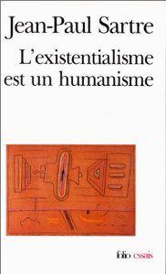 L'existentialisme est un humanisme, Jean-Paul Sartre