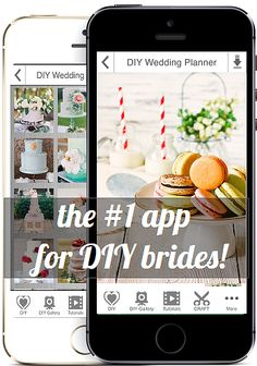 "Want ""How to DIY"" wedding tutorials and resources? The DIY Wedding Planner can teach you how to have the best  DIY wedding! www.howtodiywedding.com #diywedding #weddingideas #weddingcrafts"