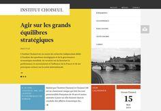 Institut Choiseul | http://choiseul.info/