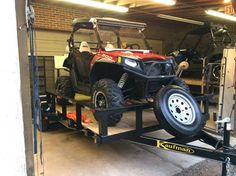 Utility Trailer, Tandem, Golf Carts, Recreational Vehicles, Trailers, Monster Trucks, Landscaping, Toys, Activity Toys