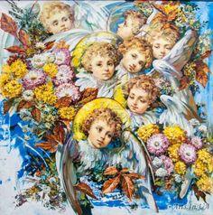 Цветник ангелов А. Охапкин