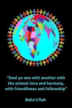 www.bahai.org/ #bahai #bahaifaith #bahaiwritings #abdulbaha #upliftingwords #uplifting #quotes #bahaullah