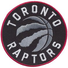 Toronto Raptors Embroidered Team Patch