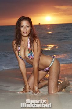 Jessica Gomes Swimsuit Photos - Sports Illustrated Swimsuit 2014 - SI.com Photographed by Derek Kettela in Madagascar