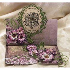 Heartfelt Creations - Majestic Birthday Roses Project
