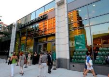 Wholefoods - Various locations around Manhattan.  Supermarket to buy good food. Also have great buffet style food. Good place to eat when you are on your own.