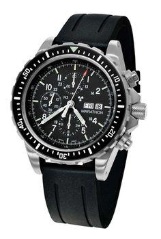 Marathon Chronograph Pilot Watch, $2961.30