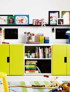Kids storage - For our living room perhaps