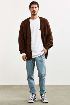 Katin Stand Elastic Waist Pant - Urban Outfitters
