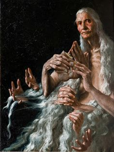 white - woman with multiple hands - figurative painting - Giovanni Gasparro Painting Inspiration, Art Inspo, Macabre Art, Hand Art, Renaissance Art, Psychedelic Art, Horror Art, Aesthetic Art, Painting & Drawing