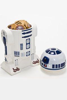 Hadesflamme - Merchandise Onlineshop: Star Wars Plätzchendose R2-D2