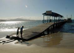 Praia de Canasvieiras - floripa