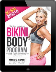 1bb27124ce 12 week bikini body workout Amanda Adams