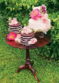 Vintage garden wedding inspiration | Real Weddings and Parties | 100 Layer Cake