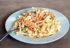 Fotorecept: Šalát Coleslaw Coleslaw, Veggies, Cooking, Health, Ethnic Recipes, Food, Kitchen, Vegetable Recipes, Health Care