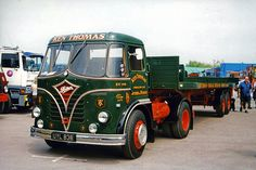 Ken Thomas Foden Vintage Trucks, Old Trucks, Commercial Vehicle, Steam Engine, Classic Trucks, Buses, Rigs, Transportation, Scale