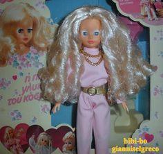 "Il bibi-bo ""Roller"" 1986 El bibi-bo ""Roller"" 比比波""滚筒"" Биби-бо ""Валик"""