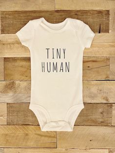 Human Babies, Foster Kittens, Baby Boy Or Girl, Gender Neutral, Baby Bodysuit, Announcement, Cute Babies, White Shorts, Onesies