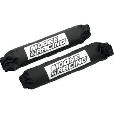 """MOOSE RACING SHOCK COVERS.  Protects your shocks from mud, dust and debris. Strong, durable 2"""" hook-and-loop strip, high strength elastic at both ends and four vented holes creates better ventilation.  """"VISIT SITE"""" ABOVE FOR ALL INFO."""